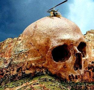 Dacă scheletele de oameni de 4 metri din secolul al XIX-lea sunt reale, atunci ele ar fi putut aparţine unor atlanţi giganţi