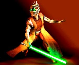 """Cât de moron poţi fi pentru a te închina, în credinţa ta, cavalerilor Jedi din """"Star Wars""""?"""