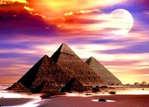 """În camera ascunsă a marii piramide din Egipt s-ar fi descoperit dovezi despre """"giganţii"""" din Biblie, dar şi un cristal uriaş"""