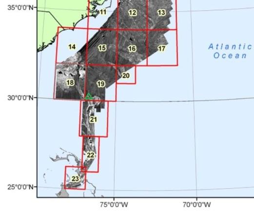 O piramidă gigantă se află pe fundul Oceanului Atlantic, în Triunghiul Bermudelor?