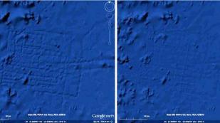 """Google Earth a îndepărtat """"oraşul pierdut al Atlantidei"""" din hărţile sale"""