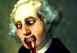 George Washington, primul preşedinte-zombi al Americii? Cum un doctor nebun voia să învie trupul mort al preşedintelui SUA...