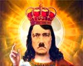 Din secretele lui Hitler: dictatorul german voia să ia înfăţişarea fizică a lui Iisus Hristos