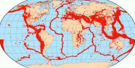 De ce în ultimii 2 ani, marile cutremure au loc la 188 de zile? Se va întâmpla un cutremur devastator pe 22 martie 2012?