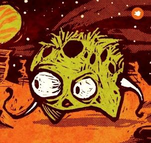 """Cum """"extraterestrul Nacoma de pe planeta Jupiter"""" a avertizat omenirea acum 6 decenii"""