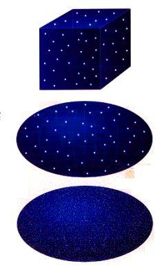 Teoria galaxiilor-iluzorii: de ce Universul este mult mai mic decât credem noi