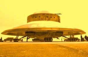 Haunebu, farfuriile zburătoare naziste pe bază de propulsie antigravitaţională