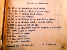 Iată cum cercetaşii apreciau distanţele acum peste 100 de ani, fără ajutorul tehnicii moderne!
