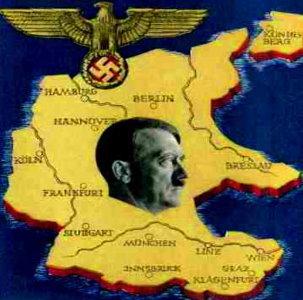 Încă o minciună americană la adresa lui Hitler... Austria n-a fost preluată cu forţa de Germania nazistă!