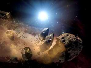 Un asteroid cu potenţial periculos se apropie de Pământ pe 13/14 septembrie 2012... Un obiect ceresc masiv necunoscut ne vizitează?
