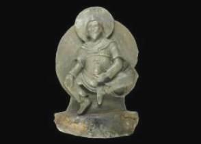 """Omul de fier """"extraterestru"""": o statuie budistă, descoperită de nazişti în Tibet, a fost sculptată într-o bucată de meteorit căzut din ceruri"""