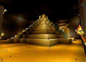 În Italia au fost descoperite nişte piramide subpământene...  De ce peste tot în lume au fost construite piramide?