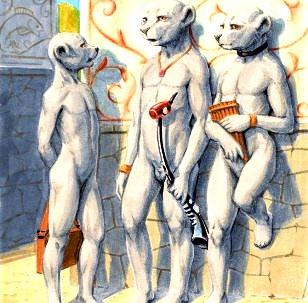 Procyonienii, extratereştrii care sunt capabili să călătorească în timp şi între diverse dimensiuni ale realităţii