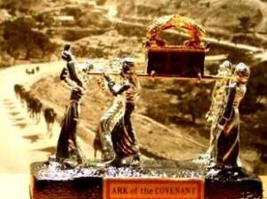 Legenda descoperirii Chivotului Legii de către cavalerii templieri. A fost scris Chivotul în limba atlanţilor?