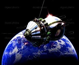 Cu o nouă navă spaţială, ruşii îndrăznesc să se ducă cu oameni pe Lună abia în 2018... Cică americanii ar fi fost deja acolo în 1969!