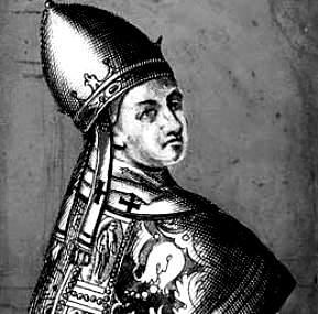 A participat la siluiri de femei, la crime şi-l blestema pe Dumnezeu la fiecare masă. Şi-l chema...papa Benedict al IX-lea!
