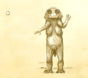 Iată adevărata faţă a reptilienilor care ar fi trăit pe Pământ înaintea potopului biblic