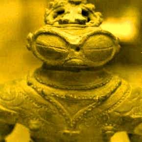 Misterioasele statuete Jomon Dogus… Creaturi de pe planeta Marte ne-au vizitat Pământul?