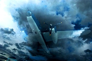 Incredibilele cazuri de avioane-fantome din Anglia... Se văd, se aud, explodează în aer, dar nu există!