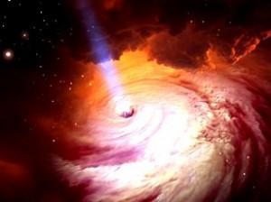 Noi trăim într-o gaură de vierme ce face parte dintr-o gaură neagră a unui Univers mai mare!