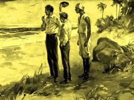 """Misterioasa insulă Brazil, o insulă """"vrăjită"""" situată chiar în mijlocul oceanului. A existat ea vreodată?"""