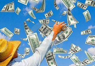 Plouă cu bani... la propriu! Citiţi cazurile de mai jos şi oferiţi-mi şi mie explicaţii cât de cât pertinente...