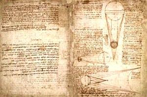 """De ce-a dat Bill Gates 30 de milioane de dolari pe """"Codex Leicester"""", lucrarea lui Leonardo da Vinci? De unde ştia savantul italian că pe Lună există mări şi oceane?"""