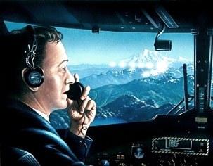 """Un """"clarvăzător la distanţă"""" ne dezvăluie că sub un mare munte din Alaska s-ar afla o imensă bază subterană extraterestră, în care """"alienii"""" seamănă foarte bine cu oamenii. O fi atlanţi?"""