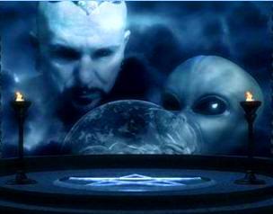 """Un posibil grup guvernamental secret din SUA - Elita Collins - a ajuns la concluzia că """"extratereştrii"""" sunt de fapt demoni care ne fură sufletele după moarte"""