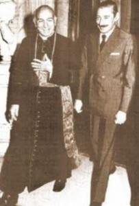 Doi apropiati: viitorul papa Francisc I si tiranul Videla