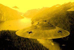 Naziştii zburau pe alte planete încă dinainte de cel de-al doilea război mondial... Englezii au ajuns pe Lună încă din secolul al XIX-lea!!