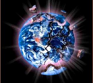 O bună parte din omenire va muri de foame, vom purta măşti de gaz în oraşe, vom rămâne fără petrol şi vom intra în Era de gheaţă... Penibil!!