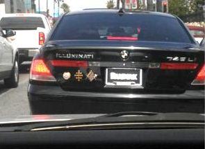 BMW Illuminati