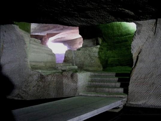 Grotele mistice de la Huashan 3