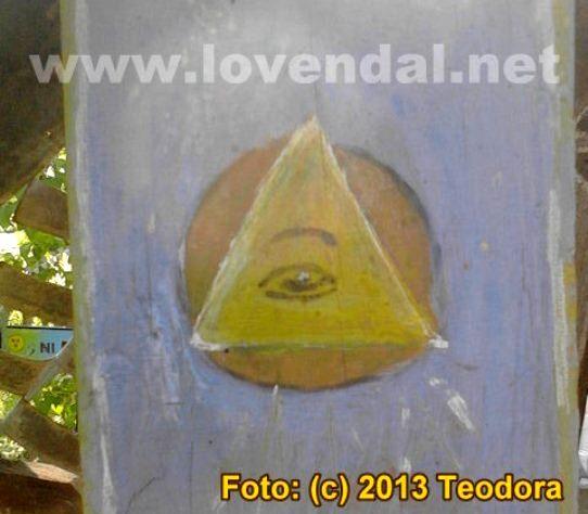 Illuminati in cimitir 1