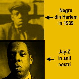 Jay Z negru din Harlem