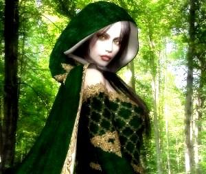 femei druide
