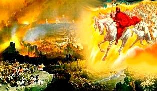 intoarcerea lui Mesia