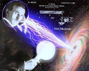 motorul cosmic al lui Tesla