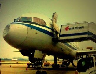 O aeronavă chinezească a fost lovită la 8.000 de metri de un OZN! Autorităţile din China cred că e vorba de un pterodactyl, adică un dinozaur cu aripi...