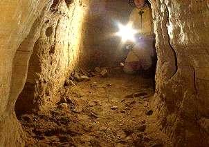 retea de tuneluri