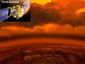 Vânturile pe planeta Venus au crescut inexplicabil de mult...la 400 de kmh! Astronomii habar n-au de ce... Se apropie planeta X?