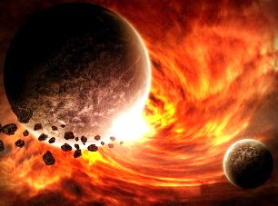 Când va veni Apocalipsa, şi Soarele va arde totul pe Pământ, singurii care vor supravieţui vor fi microbii...