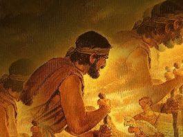 Adevărata istorie biblică: Cain nu a fost fiul lui Adam, ci fiul diavolului (al îngerului căzut Samael), după ce acesta a sedus-o pe Eva!