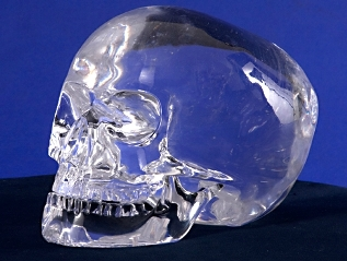 craniul de cristal Mitchell Hedges
