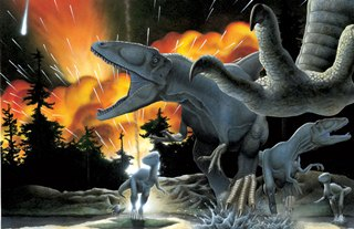 sfarsitul dinozaurilor
