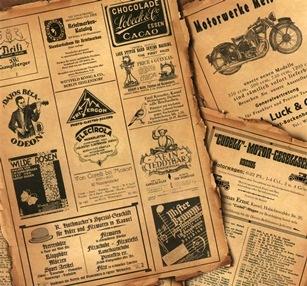 """Ştiaţi că... primul ziar din lume a fost publicat acum peste 2.000 de ani, se numea """"Acta Diurna"""" şi a apărut în Imperiul Roman?"""