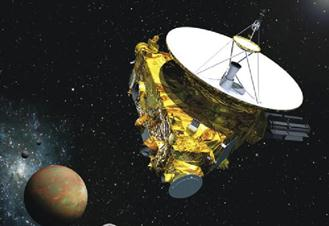 nava NASA New Horizons