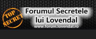 Forumul Secretele lui Lovendal