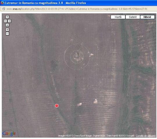 Harta Cutremur Galati 2